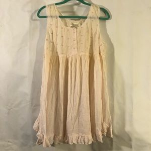 Victoria Secrets Country Quality Cotton Nightgown